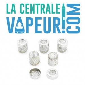 Fenix Mini - Cartouche acier pour concentré - Stainless Oil Cup