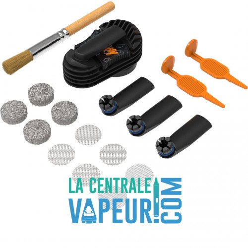 Crafty - Set de pièces d'usures pour vaporisateur portable Storz & Bickel