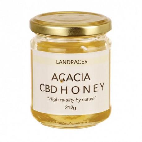 Miel CBD 200mg - Acacia ou toute fleur - Landracer