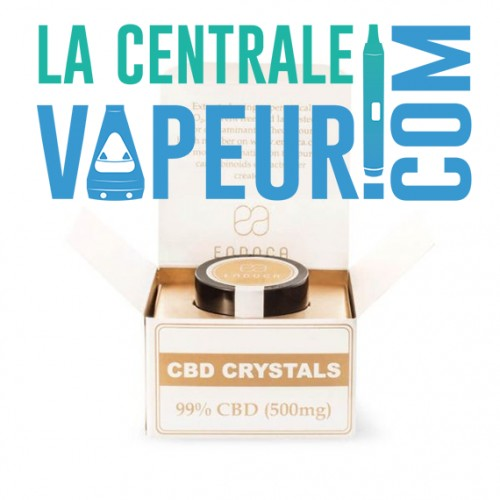 Crystal de CBD Endoca - 500mg