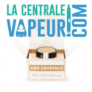 Crystal de CBD Endoca - 500mg