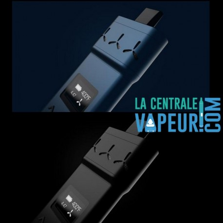 AirVape X - Black et Ovean Blue - Vaporisateur portable
