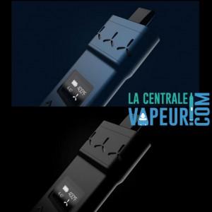 AirVape X - Black et Ocean Blue - Vaporisateur portable