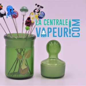 Jarre en Verre - Glass Jar - Elev8 / 7th Floor Vapes