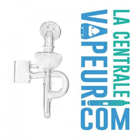 Dr Dabber recycler boos glass attachment- recycler filtre à eau - glass