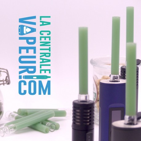 Stem Arizer Air / Solo Vert - Embout buccal pour vaporisateur