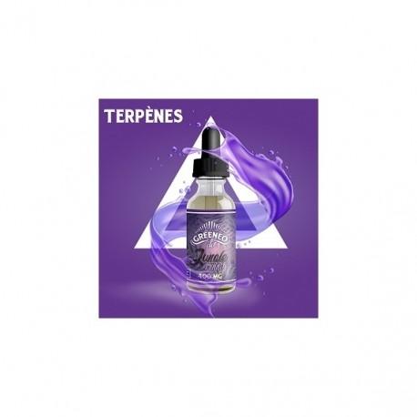 Wild Berry Greeneo - 10ml - E-liquide avec ou sans CBD / Liquide pour cigarette électronique