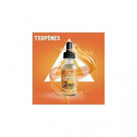 Jungle Mango Greeneo - 10ml - E-liquide avec ou sans CBD / Liquide pour cigarette électronique