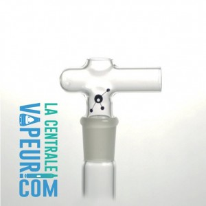 Verre Enail Ti 14 ou 18mm - Herborizer - accessoire vaporisateur