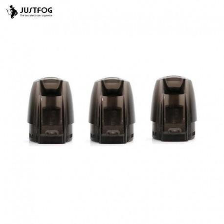 3 Pods de 1.5ml et 1.6 Ohm Minifit 370 mAhJustfog - accessoire cigarette électronique