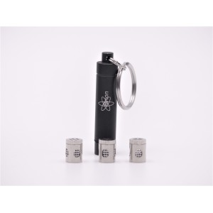 Capsule Caddy + 3 cartouches résines- Mini Dee Orion - Accessoire vaporisateur