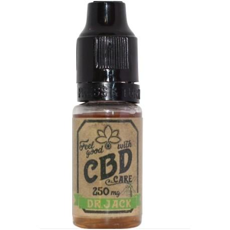 Dr Jack - CBD Care - E-liquide 10ml