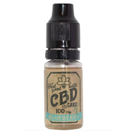 Blueberry - CBD Care - E-liquide 10ml