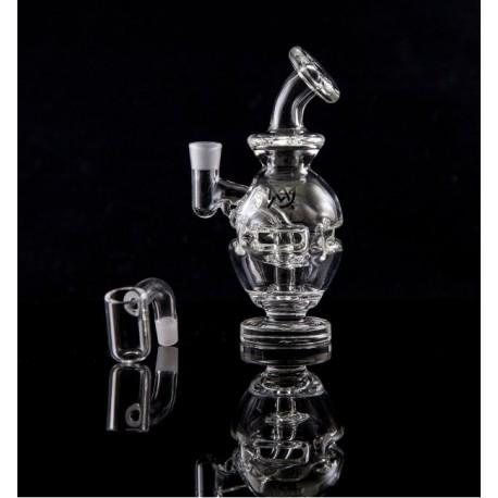 Royale Mini Rig - Filtre à eau MJ Arsenal - bangerz