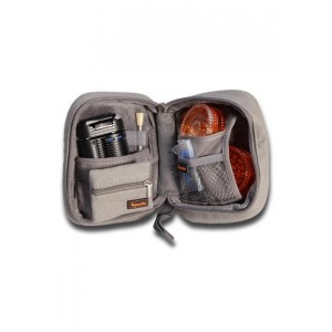 Vapesuite Medium - pochette pour vaporisateurs - Grey
