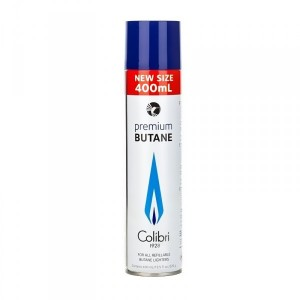 Gaz butane 300 ml Colibri - 99.9% pur