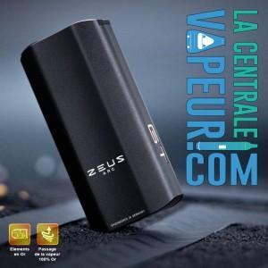 Zeus Arc GT - Vaporisateur portable haut de gamme