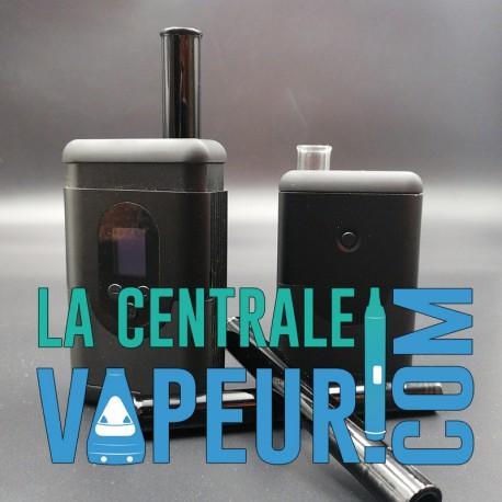 XL Embout buccal Noir / Stem pour ArGo Arizer / Arizer Go - Accessoire vaporisateur portable