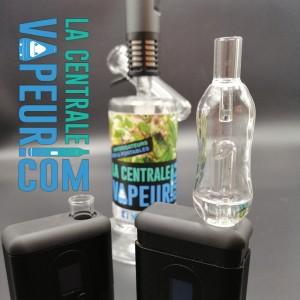 Bubbler filtre à eau pour Argo Arizer Go (embouchure fine)