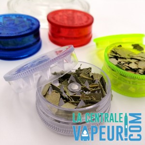 Grinder Acrylic 3 parties 42mm