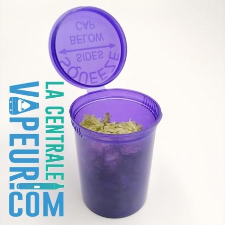Pop Top - Boite en plastique