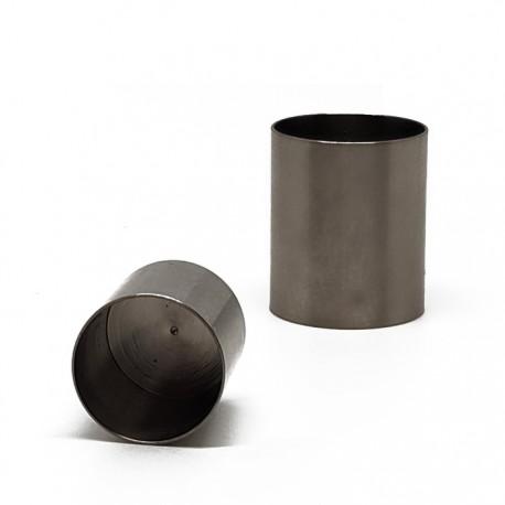 Carta V2 TItanium Bucket pack de 2 - dés en titane