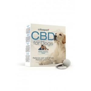 Cibapet 4% CBD - 55 pastilles de CBD pour Chien