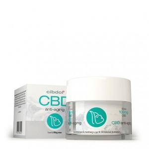 Crème Anti-âge CBD - Cibdol anti-aging cream