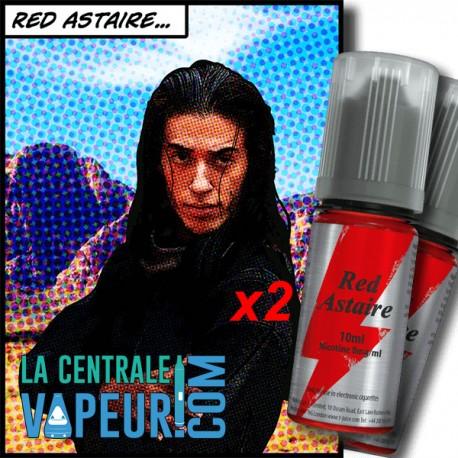Red Astaire - 6 mg/ml - Lot de 2 x 10 ml - T-JUICE