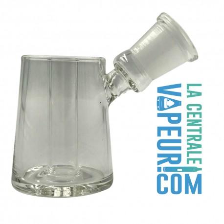 Vista Mini Glass Bubbler