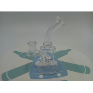 Mini Bubbler 13.5 cm - Mini Elfie Trassione - Bubble Vape