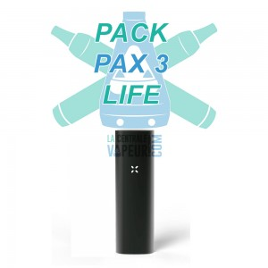 Pack PAX 3 Life