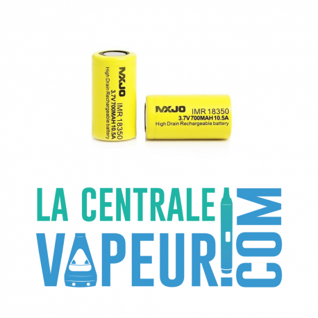 Batterie 18350 700 mAh IMR 10,5A