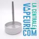 Stand & debowler métal pour VapCap Dynavap