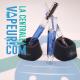 Refroidisseur bleu à billes pour Dynavap