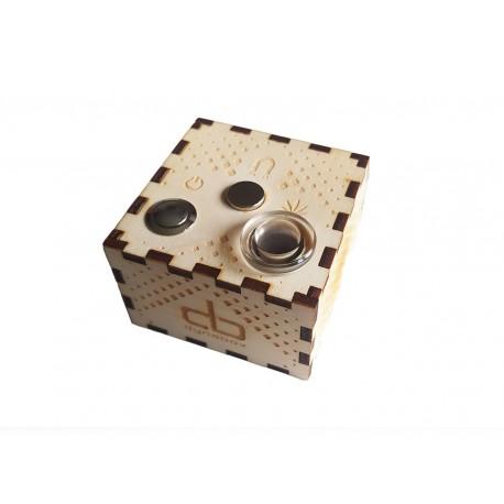Dynabox Micro - Chauffe par induction