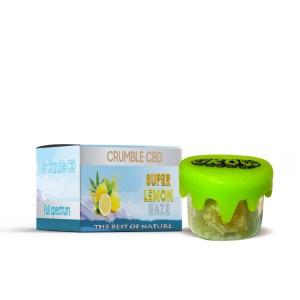 Super Lemon Haze Crumble de CBD 85% Grow