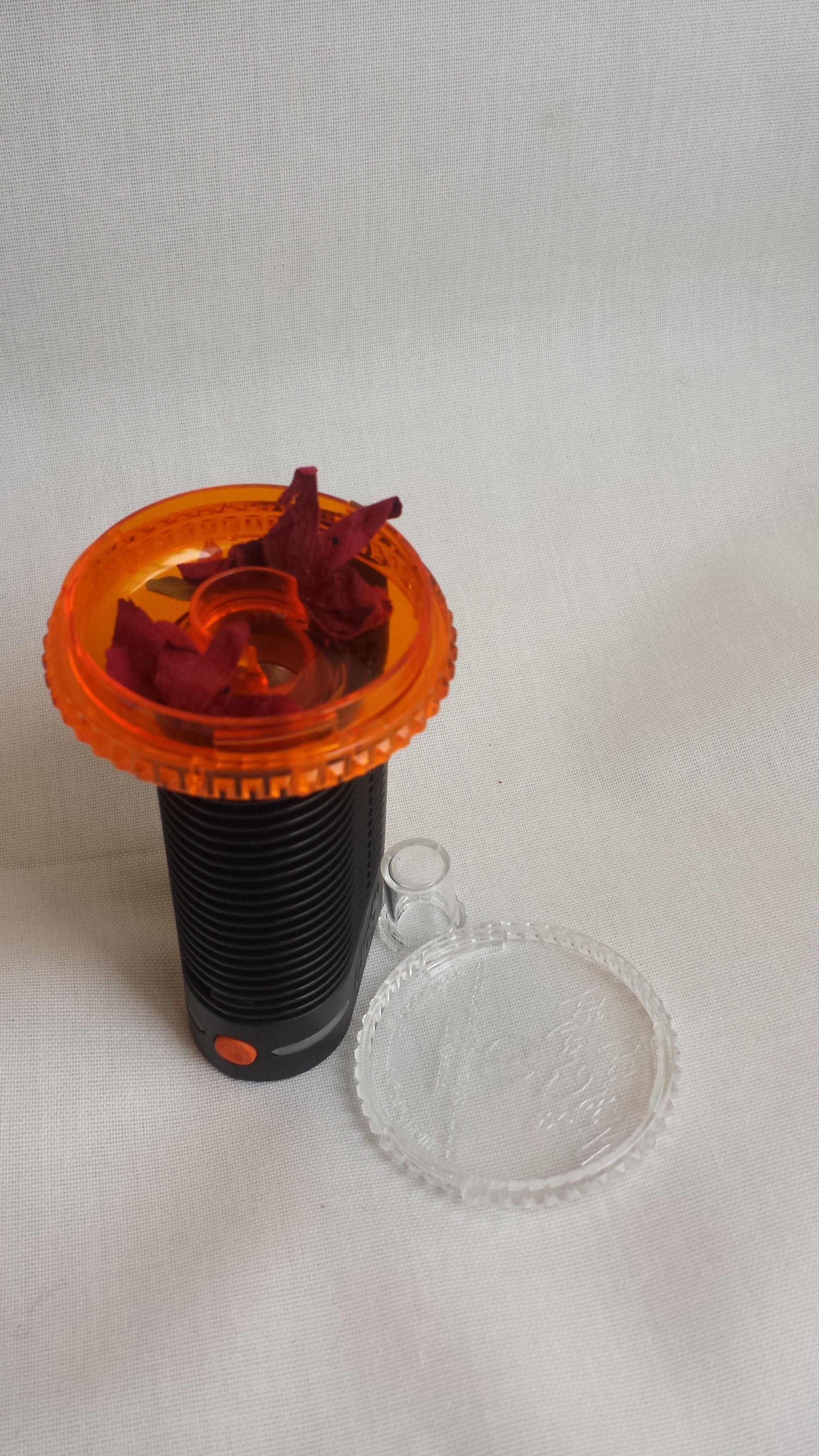 outile de remplissage sur vapo portable crafty